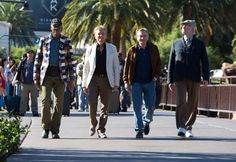 New Clips and Trailer for 'Last Vegas' from CBS Films