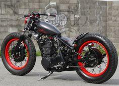 Yamaha SR XT