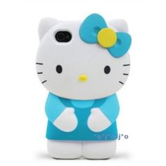 3D HELLO KITTY IPHONE CASE FOR iPhone 4/4S (New STYLE!! Light Blue) #HELLOKITTY #IPHONECASE #iPhone 4/4S    www.empowernetwork.com/almostasecret.php?id=ethan1