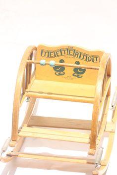 1950s Baby Teetertot