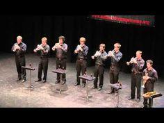 Northwestern University Trumpet Ensemble