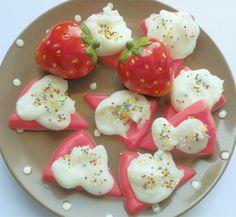 Strawberry Cheesecake Törtchen Sojawachs Duft Tarts