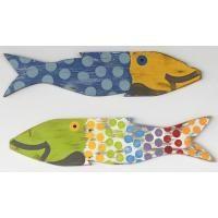 Chubby Risley Fence Fish S/2