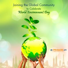 Joining the Global Community to Celebrate World Environment Day. World Environment Day is a time to connect with nature and reaffirm our commitment to build a cleaner, more sustainable world for our children. Know more >> http://dv0.co/EV