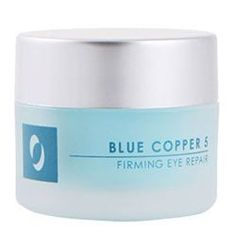 Read the review of Blue Copper 5 Firming Eye Repair from TruthInAging.com - thanks TIA from Osmotics.com!