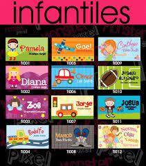 Resultado de imagen para tarjetas de presentacion gratis infantiles