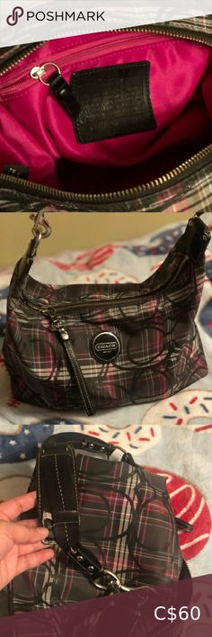 Shop Women's Coach size OS Hobos at a discounted price at Poshmark. Coach Purses, Coach Bags, Plus Fashion, Fashion Tips, Fashion Trends, Best Deals, Closet, Outfits, Collection