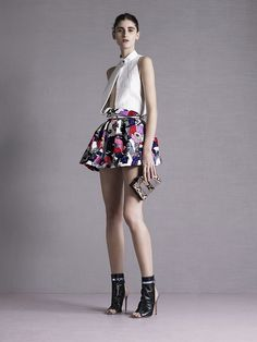 Mary Katrantzou Resort 2015. Read the review on Vogue.com.