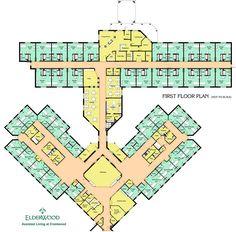 Living Room : Floor Plan Elderwood Assisted Living At Crestwood