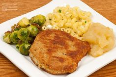 Boneless pork chops, breaded and shallow-fried make a delicious, quick dinner. Follow our instructions for tender, moist chops with a golden, crunchy crust.