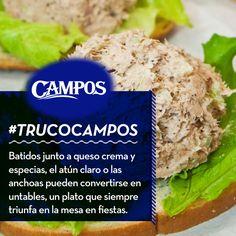 Se acercan las fiestas, y os traemos un nuevo #TrucoCampos para triunfar en la mesa.