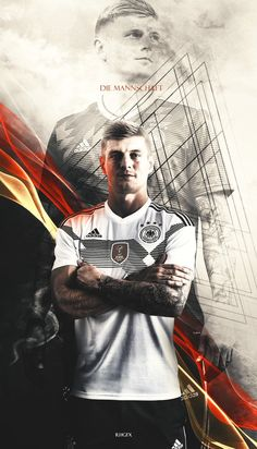 The real Driver behind Real Madrid. Toni Kroos, Germany Team, Germany Football, Team Wallpaper, Football Wallpaper, First Football, Football Fans, Lucas Vazquez, Robin Photos