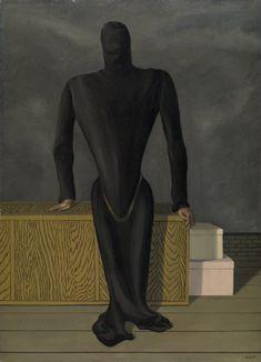 René Magritte 1927 De dievegge /La Voleuse