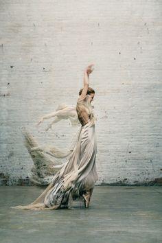 Savannah Lowery, dancer/model, M. K. Sadler, photographer
