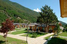 Campingplatz in Italien-grüne Natur