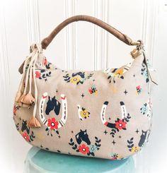 The Lauren Bag Pattern | AllFreeSewing.com