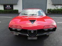 1973 Alfa Romeo Montreal / Hemmings Motor News