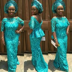 Top 10 Latest Aso Ebi Styles You Can Never Resist  Dabonke