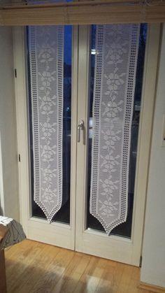 gardinen h kelgardine f r bad ein designerst ck von haekelliesel 44 bei dawanda. Black Bedroom Furniture Sets. Home Design Ideas