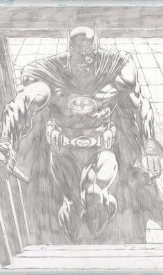 David Finch Comics | David Finch Official Website