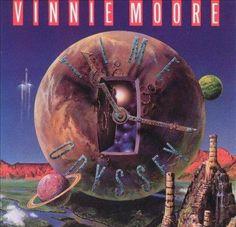 Precision Series Vinnie Moore - Time Odyssey