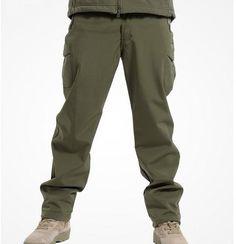 8c1f9df54eb0c Men's Outdoor Waterproof Hiking Hunting Pants – 520outdoor Military Pants, Military  Camouflage, Camouflage Pants