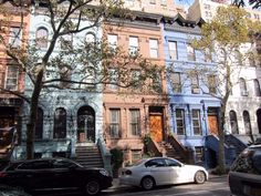 colorful-uws-brownstones http://styledamerican.com/lincoln-center/