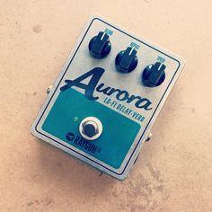 Made some original Aurora lofi delays tonight #Aurora #delay #lofi #shoegaze  fuzzboxes.co.uk