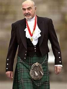 Sean Connery in a Kilt. I love men in kilt ! Mode Masculine, Scottish Actors, Scottish Man, Scottish Gaelic, Scottish Plaid, Scottish Highlands, Men In Kilts, Kilt Men, Actrices Hollywood