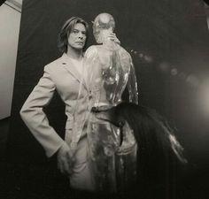 Weird Bowie