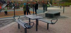 Nola | Budget backed bench | design by Erik Österlund