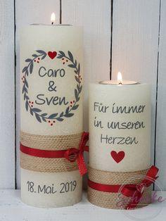 Scandinavian Candles, Pillar Candles, Wedding Cakes, Candles, Wedding At Home, Wedding Cake, Presents, Ideas, Wedding Gown Cakes
