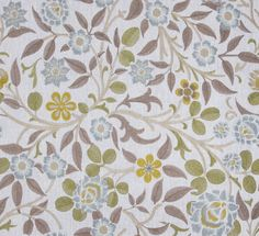Meadowfield Prairie Sky is a beautiful multi-color floral design from The New York Botanical Garden Collection by Vervain! It has a perfect mix of lavender, green and blue throughout Traditional Fabric, Traditional Design, Lavender Green, Sofa Pillows, Botanical Gardens, Family Room, Floral Design, Fabrics, Sky
