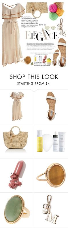 """Untitled #2388"" by anarita11 ❤ liked on Polyvore featuring Chicwish, Buji Baja, Julep, LAQA & Co., Ginette NY and Linda Farrow"