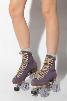 Moxi Roller Skates - I LOVE THESE!! They would make an awesome pair of outdoor skates!