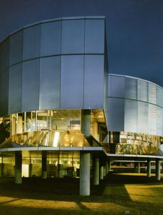 The Corning Museum of Glass in Corning, NY.
