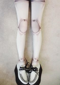 ball jointed doll tights <3