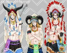 ACE,Luffy, Sabo