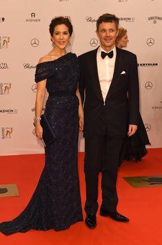 Crown Princess Mary of Denmark  at the Bambi Awards 2014 in Berlin, Germany. 13 November 2014