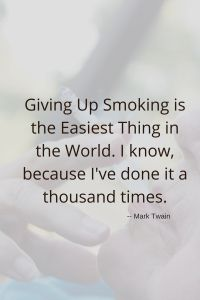 How I Quit Smoking blog post