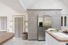 Neptune Kitchen Full Height Cabinets - Chichester 690 Full Height Larder Cabinet