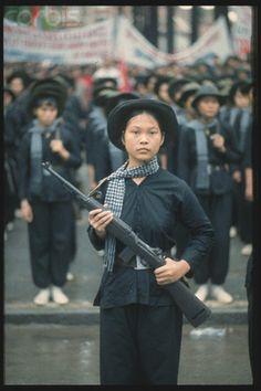 Viet Cong women