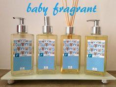 Linha Baby Fragrant by JM Medrado. Porque seu bebê merece este mimo. Sabonete líquido, difusor, home spray e álcool gel. Desenvolvido especialmente para crianças. Facebook JuMedrado Aromas.
