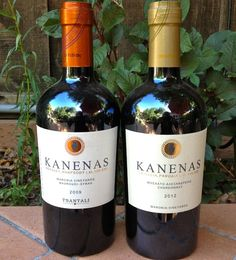 Yes, Kanensas wines are wine messages in a bottle