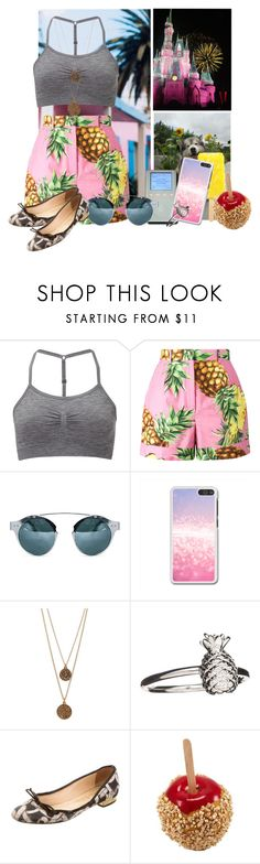 """""""Dreaming of summer & being whimsical!"""" by aryana ❤ liked on Polyvore featuring Sons of Anarchy, Disney, Sweaty Betty, Dolce&Gabbana, Bee Charming, Rachel Jackson and Charlotte Olympia"""