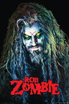rob zombie iron head
