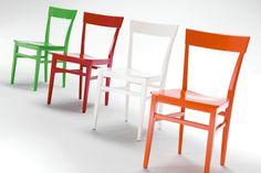 Mobilier restaurant - chaise bois