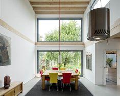 haus jmc: fuchs, wacker. architekten bda   fuchs - wacker, Innenarchitektur ideen