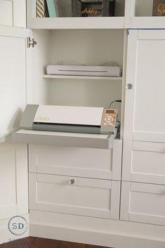 craft room storage craft room storage ikea BESTA and PAX cabinets built-In hack.