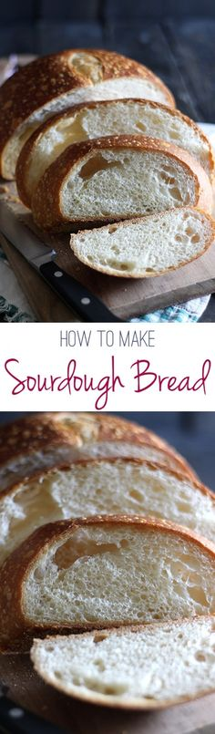 EVERY tip and trick! Plus a step-by-step video! Can't wait to make homemade sourdough again.